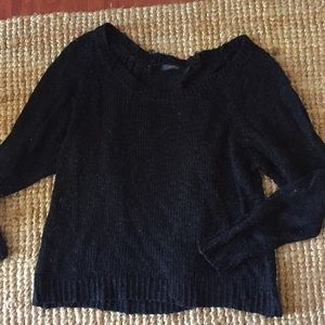 Millau black sweater